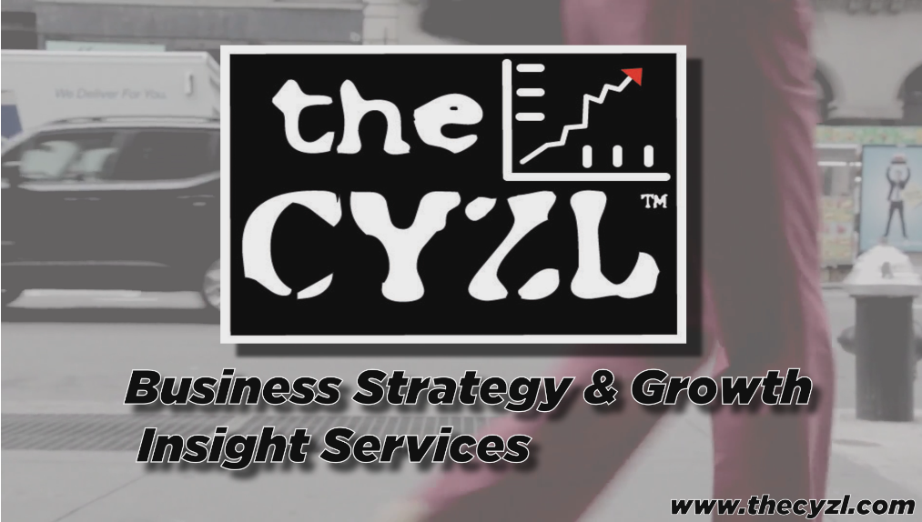 Introduction video to the CYZL and how it provides business trategy and growth insight services